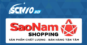 SCTV10 - SAONAM Shopping